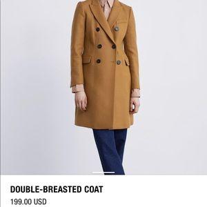 8ea1b5d7 Zara Jackets & Coats | Woman Black Trench Medium | Poshmark
